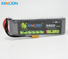 Buy XXKLION RC Lipo Battery 3S 11.1v 3500mAh 25C RC boat RC Aircraft Helicopter Car Boat Drones Quadcopter Li-Polymer Batteria for $25.18 in AliExpress store
