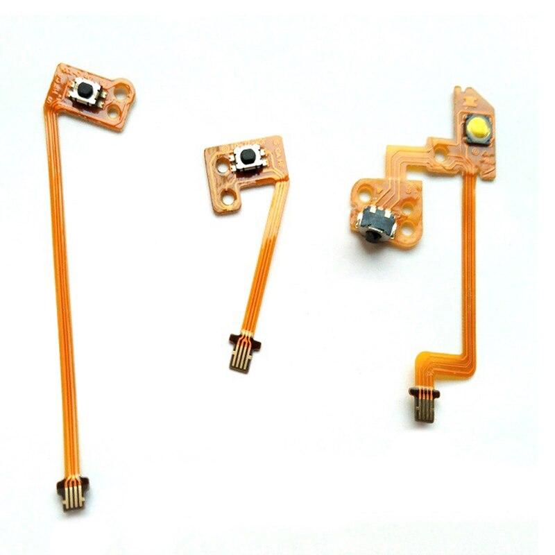 1pc ZR/ZL/L Button Key Ribbon Flex Cable Replacement for Switch Joy-Con