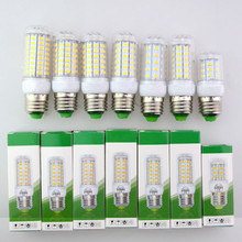 Newest E27 E14 B22 G9 LED Bulb Lamp AC220V 230V Corn Lights CFL 7W-35W Bombillas Led Candle Spot Light For Home Lighting 1PCS