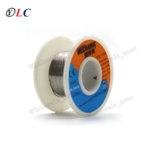 HK Mechanic Rosin Core Solder Wire 0.5mm 50g Low Melting Point Soldering BGA Tools(China)