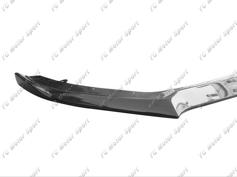 2014-2016 Ford Mustang Roush Style Front Lip CF (2)