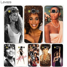 Lavaza Whitney Houston Hard Transparent Case for Samsung Galaxy S3 S4 S5 & Mini S6 S7 S8 Edge Plus(China)