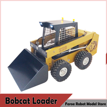 1:12 Scale RC hydraulic Bobcat Loader model(China)