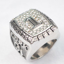 2000 NCAA University of Oklahoma Sooners Replica Super Bowl Champ Rings Men American Football Jewelry for Collection J02097(China)
