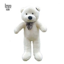 Giant Large Big White/Light Brown/Dark Brown/Pink Plush Teddy Bear 100CM Teddy Bear Plush Toy Finished stuffed Doll New