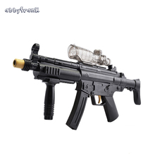 Abbyfrank MP5 Water Guns Electric Sniper Toy Guns Water Bullet Cultivation Of Interest Outdoors Battle Toys For Children CS Game