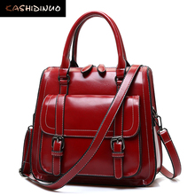 Buy KASHIDINUO Brand New Vintage women handbags casual ladies crossbody shoulder bags fashion women messenger bag female preppy bags for $25.89 in AliExpress store