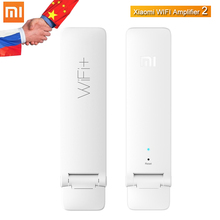 Original Xiaomi WIFI Amplifier 2 Wireless Wi-Fi Repeater 2 Network Router Extender Antenna Wifi Repitidor Signal Extender 2(China)
