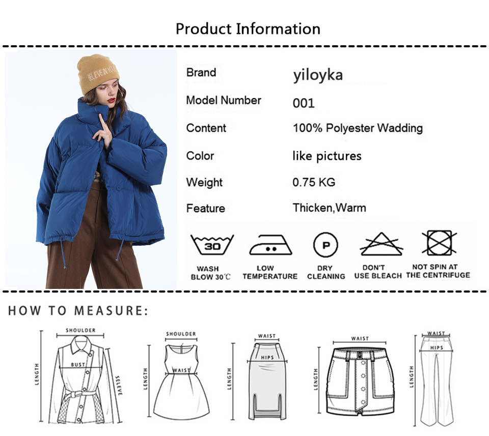 Autumn Winter Jacket Women Parkas Mujer 19 Fashion Coat Loose Stand Collar Jacket Women Parka Warm Casual Plus Size Overcoat 1