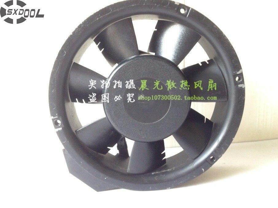 SXDOOL PQ24B4 17050 17cm 24V 1A  metal temperature server inverter cooling fan<br>