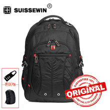 New1680D Swissgear Laptop Backpack Waterproof Business Traveler Backpack Men Daily Backpack rukzak swiss Back Pack SW8110I
