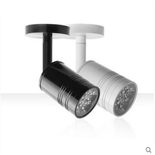 3W 5W  led ceiling spot lamp ,85-265Vac  led  rotable down light,led ceiling light for background ,musuem ,showcase,cabinet