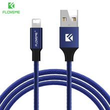 FLOVEME Original Charging Cable for iPhone 6S Cable 2.1A USB Data Sync for iPhone 6 6S 7 Plus 5 5S SE for iPad Mini Air 2 1.2M