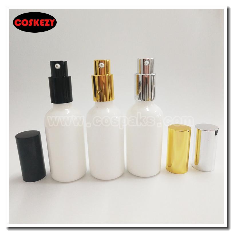 LBY21-50ml Opal Lotion Pump bottles