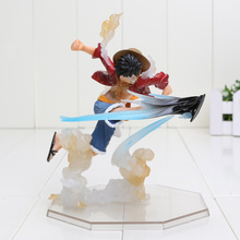 15cm One Piece Figure Luffy Figuarts ZERO 5th Action Figure Monkey D Luffy Skill Figurine One Piece Luffy Toys Juguetes