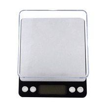500g/0.01g Kitchen Electronic Scale Food Cooking Jewellery Materials Weight Household Digital Scales - ShenzhenHanson HomeImprovement&Lightting Store store