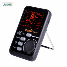 Cherub Protable Cherub Drum Universal Electronic Metronome Metro-Tuner Rhythm Device WSM-240 Musical Instruments Accessories