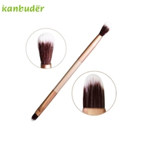 KANBUDER FeatheringWomen 2016 Perfec Excellent Doubled-end Eye Shadow Makeup Brush P25