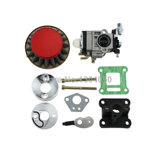 Racing Carburetor Kit Carb Air Filter Stack 2 Stroke 43cc 47cc 49cc Mini ATV Dirt Pocket Bike Super Razorback , Boreem NEW