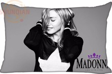 Y+P1031&49 New Madonna #p Pillowcase Custom Zippered Rectangle Pillow Cover Size (One Side) 35x45cm WJc49 - ShunXi DIY Company Store store