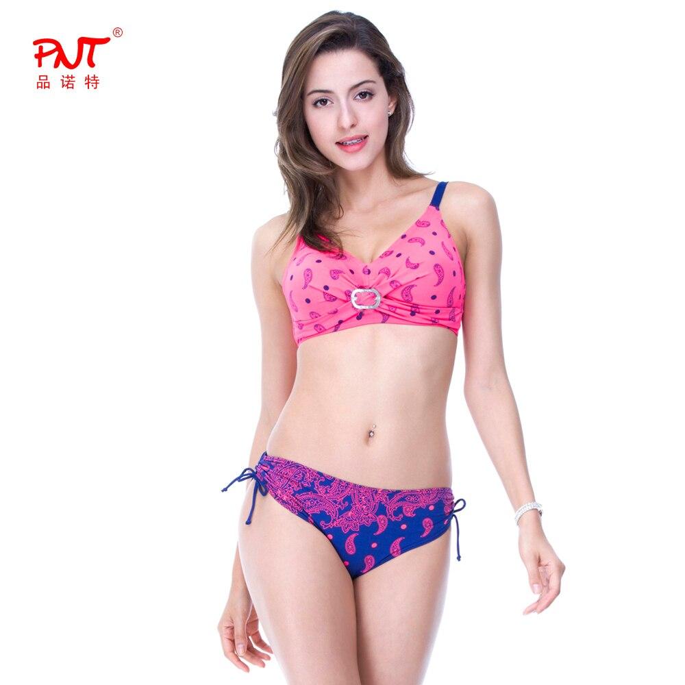 PNT047 Bikini Set 2017 Summer Swimwear Biquini Women Sexy Cashew Print Plus Size Women Swimsuit  Backless Open Girls Biquinis<br><br>Aliexpress