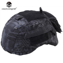 EMERSON Helmet Cover For MICH 2001 Emerson helmet accessories EM8974A Kryptek Typhon New Arrival Tactical Emersongear(China)