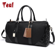 2017 new Leisure travel portable bag men and women Large capacity travel Folding bag Designer high quality Fold boarding(China)