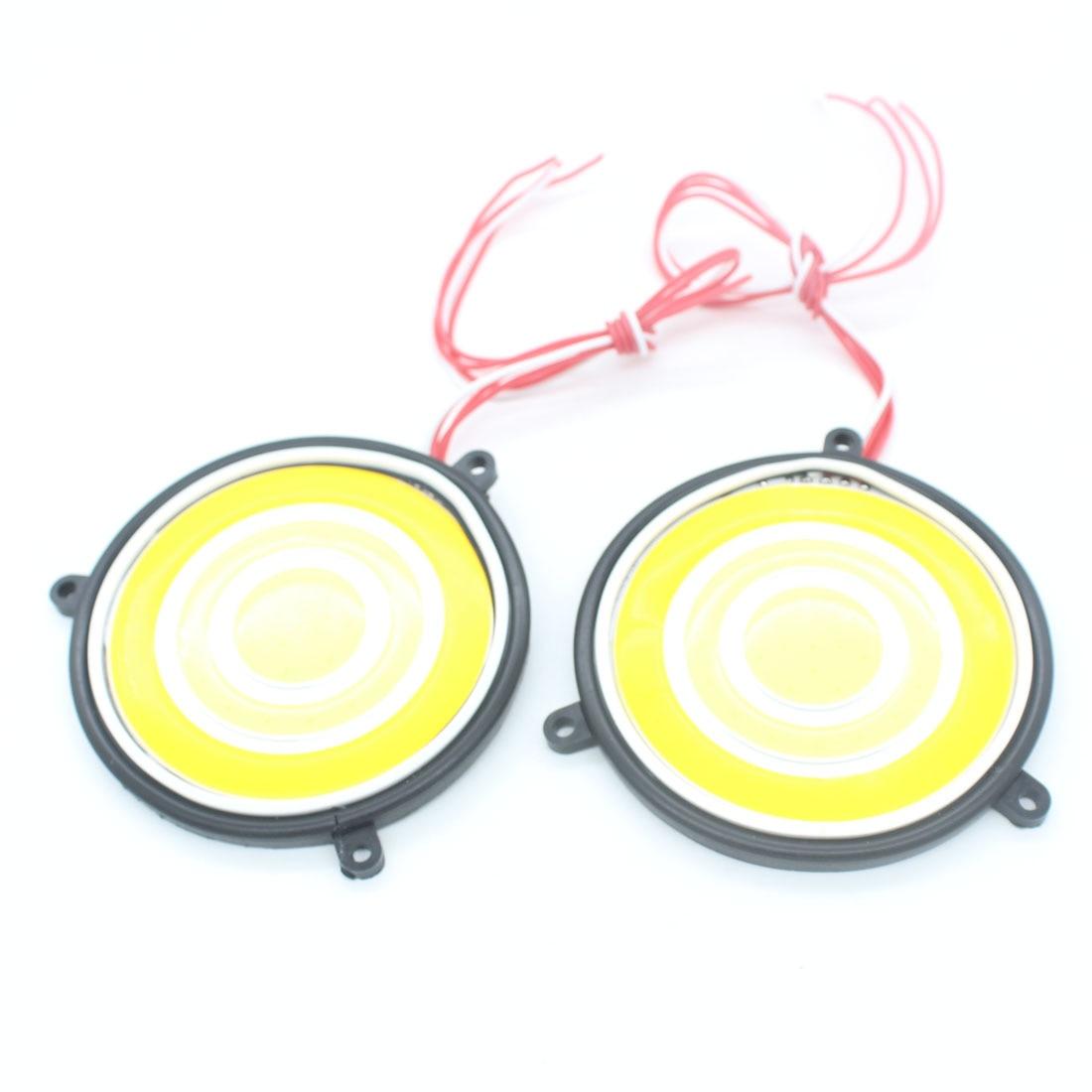 2X LED Car COB Daytime Running Light DRL Driving Fog Light Source 12V Turn Signal Reverse Backup Light Xenon Lamp Auto Bulb<br><br>Aliexpress