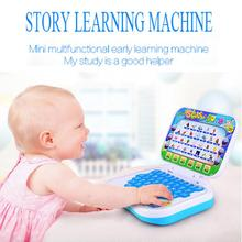 Multifunction Learning Machine English Early Tablet Computer Toy Kid Educational Toys for children learning Reading machine(China)