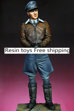 Resin toys 16014 Luftwaffe Ace Werner M lders Free shipping(China)
