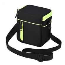 Portable Shoulder Bag Nylon Camera Storage Bag Box Case Pouch Universal for Digital Video Camera 100% New Brand High Quality(China)