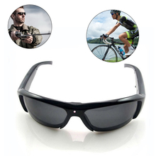 New HD 1080P Sunglasses Camera Digital Audio Video Mini DVR Sunglasses Smart Glasses With Camera Mini DV For Car Driving Sports(China)