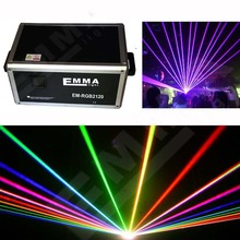 12000mw RGB animation laser 3D SD card stage lights /disco laser /club light/party laser/laser show(China)