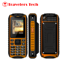 Power Bank Mobile Phone CAGI XP3600 Dual SIM Card 4400mAh Big Battery GSM Quad Band Phone with Electric Torch and Big Buttons