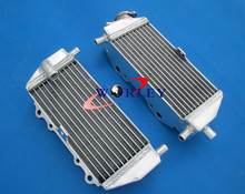 Aluminum Radiator For Kawasaki KX250 KX125 KX 250 KX 125 1999-2002 99 00 01 02 1999 2000 2001 2002(China)
