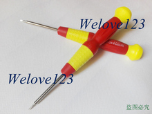 For NDS DSL Pro Zune for Nintendo Wii GBA /SP for Macbook Repair Parts Y-Shape and Cross-Wing Screwdriver(China)