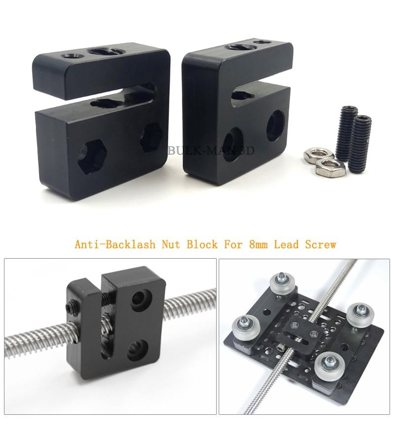 Anti-Backlash Nut Block 00-1