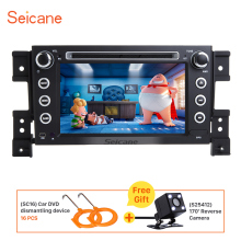 2G RAM Android 7.1 Radio DVD Player For 2005 2006 2007 2008-2013 Suzuki Grand Vitara multimedia car radio stereo GPS