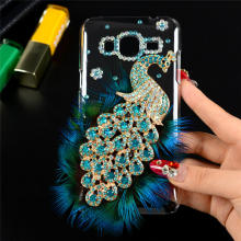 Buy MAVISSDIARY Crystal Bling Diamond Case Samsung Galaxy J3 J3109 Phone Rhinestone Clear Protective Back Cover Samsung J3 for $3.59 in AliExpress store