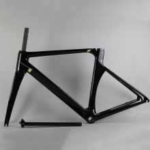 Buy Low price carbon road bike frame T1000 2017 carbon road bicycle frames aero 700C racing bike carbon frame bicycle parts for $405.91 in AliExpress store