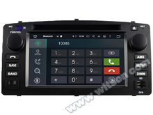 "6.2"" Octa-Core Android 6.0 OS Special Car DVD for Toyota Corolla 2004-2007 with External DAB+ Tuner Support(China)"