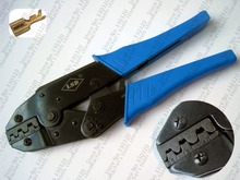 Ratchet hand crimping tools for non-insulated open plug type connector LSD LS-03B(China)