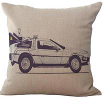 Best Price Cute Funny Cartoon Car Cotton Pillow Cushion Sofa Decoration Gift Birthday Bedding Outdoor Chair Home