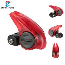 Automatic light Bicycle Brake Lights Safety Road Bike Warning Light Folding MTB Cycling Suitable for V Brakes Automatic Control
