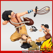 "100% Original Banpresto KING OF ARTIST Collection Figure - Usopp from ""One Piece"""