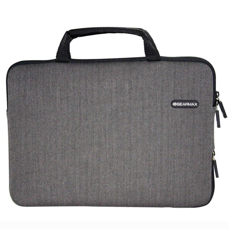GEARMAX Felt Laptop Bag for Macbook Pro/Air 13 Case Shockproof Women Male Bag+Free Keyboard Cover for MacBook 15 Computer Bag 13<br><br>Aliexpress
