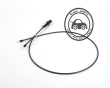 Front Hood Release Cable cable wire for Mercedes Benz W203 C160 C180 C200 C220 C230 C240 C270 C280 C320 C350(China)