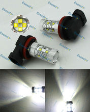 4 PCS/Lot h11 t10 led auto,2PCS T10 15W HP LED Canbus+2PCS h11 60W C.R.E.E LED HP,501 168 automotive bulb,lamp h11 t10 led light