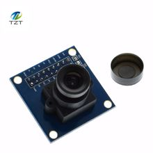 1pcs ov7670 camera module Supports VGA CIF auto exposure control display active size 640X480(China)
