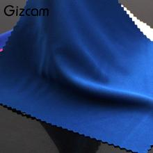 Gizcam Glasses Eyeglass Electronics Cleaning Cloths Lens Cloth Cellphone Screen Microfiber Cleaning Wipe (Color Random)